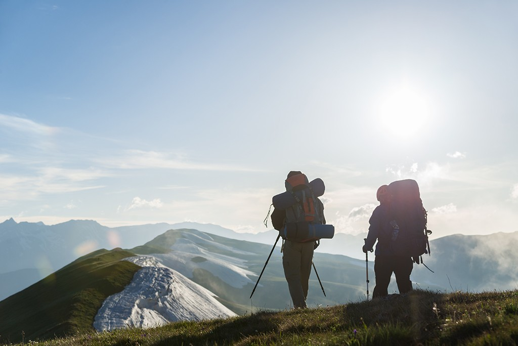 Bergsteigen Tips
