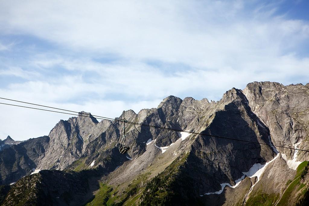 Zillertal Bergsteigen