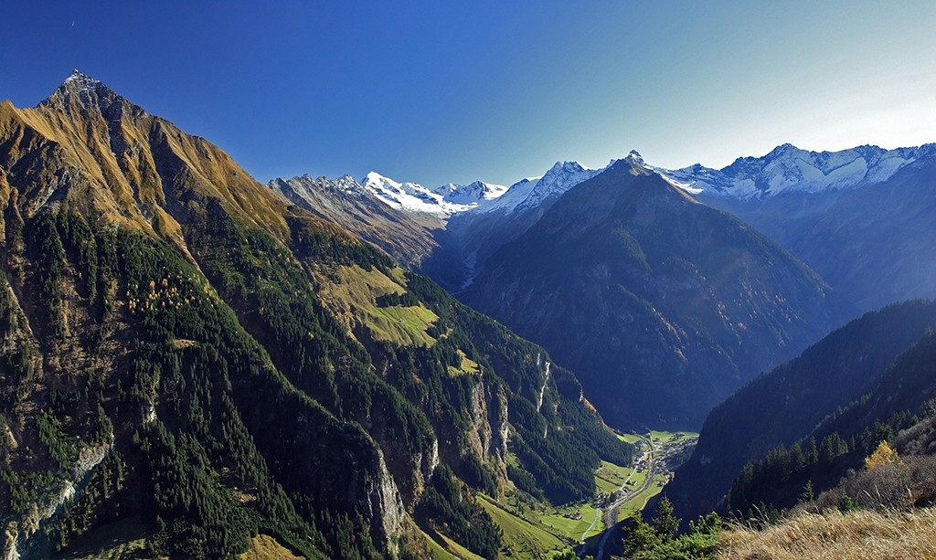 Ginzling Zillertaler Alpen